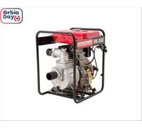 Motobomba Kawashima DW-350E 3 motor diesel 6hp 296cc - 0