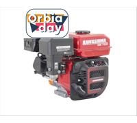 Motor Estac. Kawashima GE700 a gasolina 212CC 7HP - 0