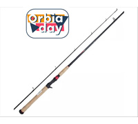 "Vara para Carretilha Shimano Sojourn SJC60MB 6'0"" (1.83M) 6-15LB"