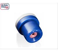 Combo  Bico Pulverizador Jacto Cone JCI 03 Azul 25 unidades