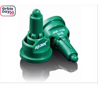 Combo Bico Pulv Jacto Jap 110015 Verde 25 Peças