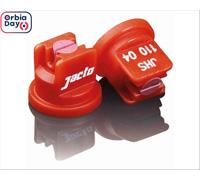 Combo Bico Pulv Jacto Jhs 11004 Vermelho 25 Peças