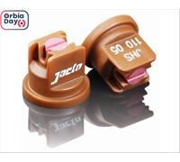 Combo Bico Pulv Jacto Jhs 11005 Marrom 25 Peças