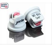 Combo Bico Pulv Jacto Jhs 11006 Cinza 25 Peças