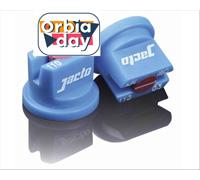 Combo Bico Pulv Jacto Leque Api 11003 Azul 25 Peças
