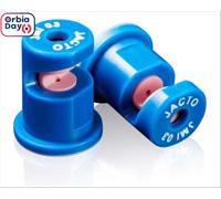 Combo Bico Pulv Jacto Leque Jmi 03 Azul 25 Peças