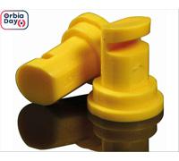 Combo Bico Pulv Jacto Jdf 02 Amarelo 25 Peças
