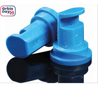 Combo Bico Pulv Jacto Jdf 03 Azul 25 Peças