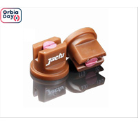 Combo Bico Pulv Jacto Jef 8005 Marrom 25 Peças