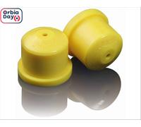Combo Bico Pulv Jacto Cone Jhc 8002 Amarelo 25 Peças