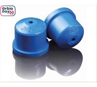 Combo Bico Pulv Jacto Cone Jhc 8003 Azul 25 Peças