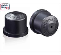 Combo Bico Pulv Jacto Cone Jhc 8006 Cinza 25 Peças