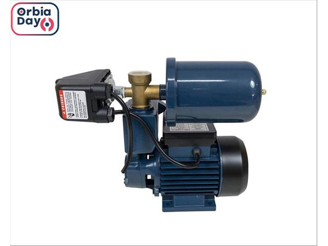 Pressurizador Automático de Rede Eletroplas EPR-50 1/2 CV Bivolt