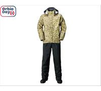 Conjunto Jaqueta e Calça Impermeável Shimano Camuflado GGG - 0