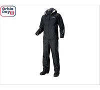 Conjunto Jaqueta e Calça Impermeável Shimano Preta GGG - 0