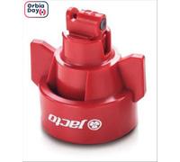 Combo Jacto 10 Bicos Pulverizador Leque FC TTI 11004 Vermelho