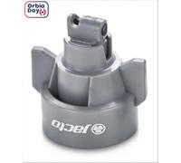 Combo Jacto 10 Bicos Pulverizador Leque FC TTI 11006 Cinza