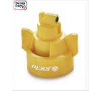 Combo Jacto 25 Bicos Pulverizador Leque FC TTI 11002 Amarelo