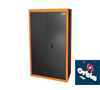 Armário vertical para ferramentas 2 portas Tramontina PRO - 0