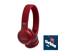 Fone de Ouvido Bluetooth JBL Live 400BT Vermelho JBLLIVE400BTRED
