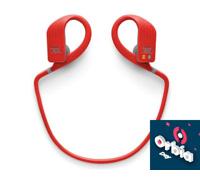 Fone de Ouvido Bluetooth JBL Endurance Dive Vermelho