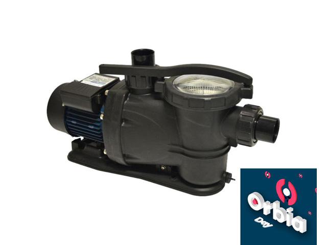 Motobomba para Piscina Pré Filtro Eletroplas EBP-100 1CV
