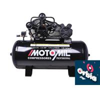 Compressor de Ar Motomil CMW-15/175 140LBS Monofásico Bivolt