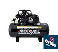 Compressor de Ar Motomil CMW-15/175 140LBS Trifásico Bivolt