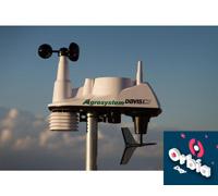 Estação Meteorológica Compacta Agrosystem   Davis – Wi-Fi