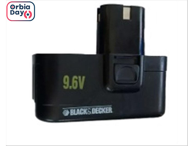 Bateria Black&Decker 9.6V