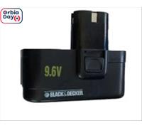 Bateria Black&Decker 9.6V - 0