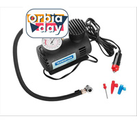 Compressor de Ar Portátil para Carro Tramontina 300 PSI 12V