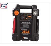Auxiliador de Partidas e Compressor Black&Decker 350 Amperes 12V
