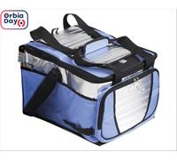 Bolsa Térmica MOR Ice Cooler Dobrável com Divisória 36 Litros