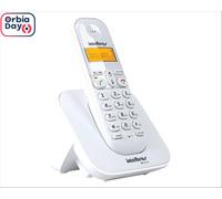Telefone Intelbras sem Fio TS3110 ID Branco - 0