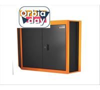 Painel para ferramentas grande 2 portas Canto L Tramontina PRO