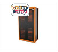 Armário Vertical para Ferramentas Tramontina PRO 2 portas com visores