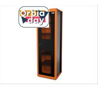 Armário Vert Ferramentas Tramontina PRO 1 porta 5 prateleiras c Visor