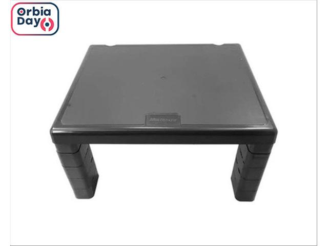 Suporte para Monitor Multilaser Quadrado 4 Níveis de Ajuste AC125