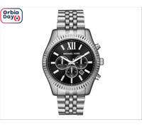Relógio Michael Kors Feminino MK8602/1KN Prata Analógico