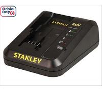 Carregador de Bateria Stanley 20V 1A Li-Ion 110V