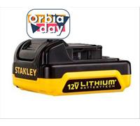Bateria Ions de Litio Stanley 1.5AH Li-Ion 12V