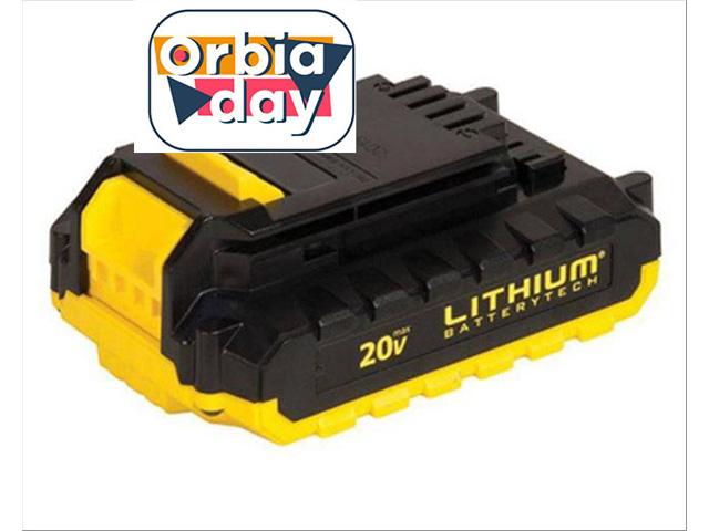 Bateria Stanley Ion Lithium 1.3Ah 20V