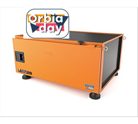 Caixa para Ferramentas Pickup Box Laranja Tramontina PRO - 0