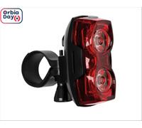 Sinalizador Traseiro de LED Tramontina para Bicicleta