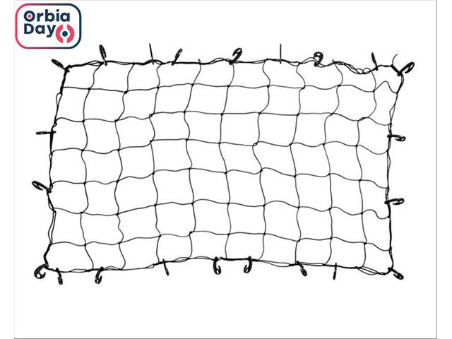 Rede Elástica para Fixação de Cargas Tramontina com 12 Ganchos