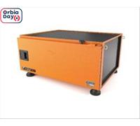 Pickup Box Tramontina PRO Manutenção Máquinas Linha Amarela 255 Peças