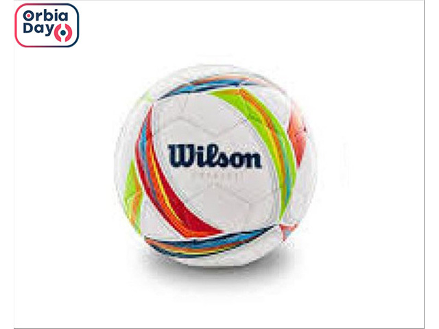 Bola de Futebol Wilson Impatto Multicolorida