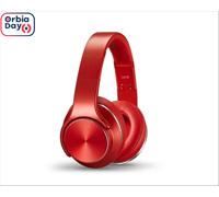Fone de Ouvido Bluetooth Xtrax Duo Vermelho