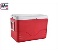 Caixa Térmica Coleman Vermelha 26 Litros